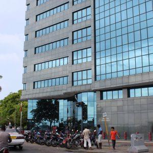 Maldives Monetary Authority Building Aluminium and Glass works