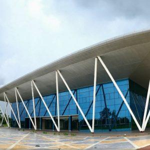 Maldives Glass Sheet Facade Glazing Cladding Company