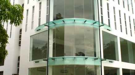 Aluminium and Glass Fabrication and Installation Service Maldives